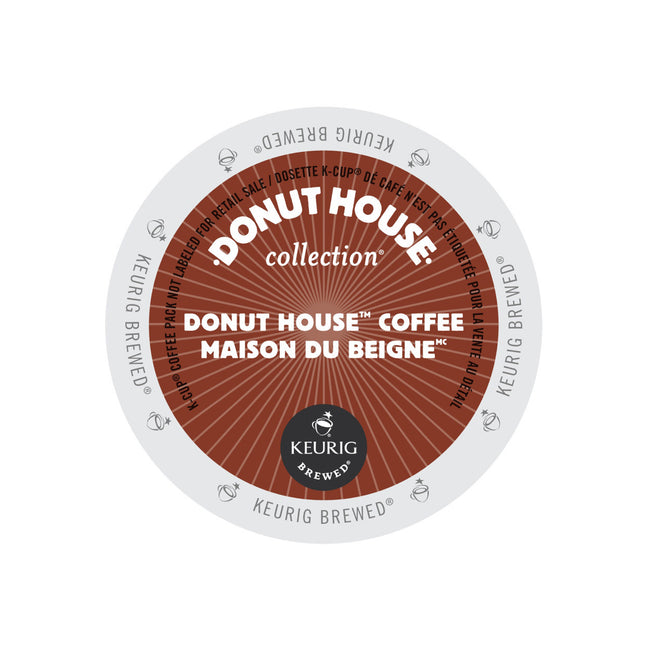 Donut House Collection Donut House K-Cup® Pods (Case of 96)