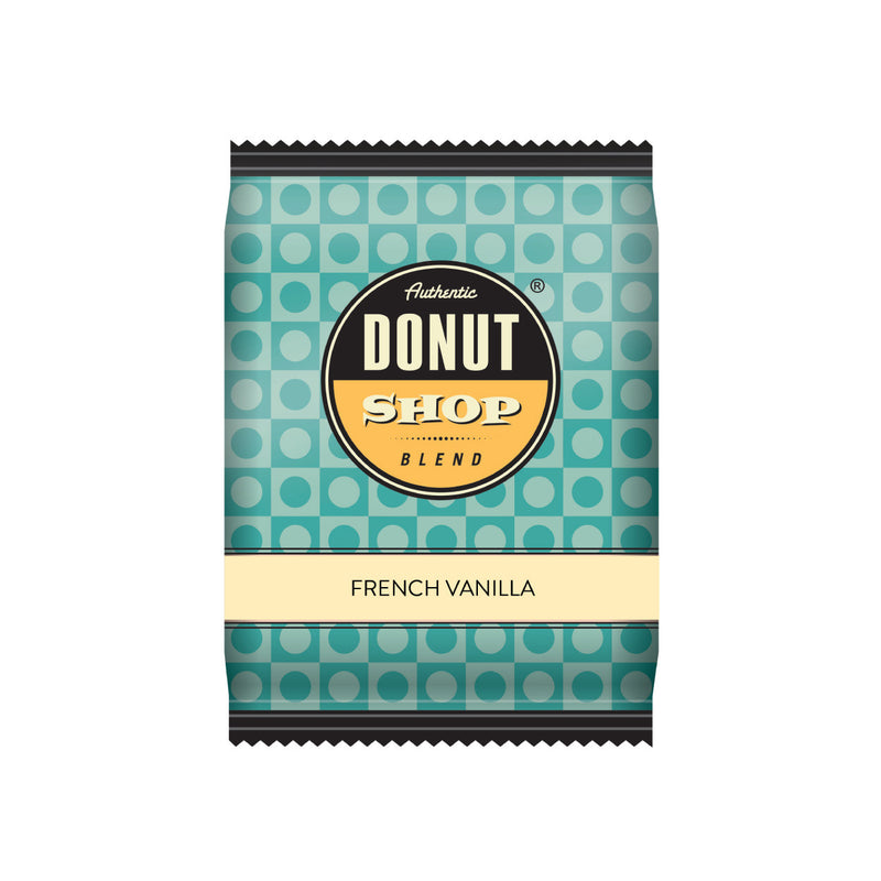 Authentic Donut Shop French Vanilla Fraction Pack