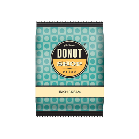 Authentic Donut Shop Irish Cream Fraction Packs