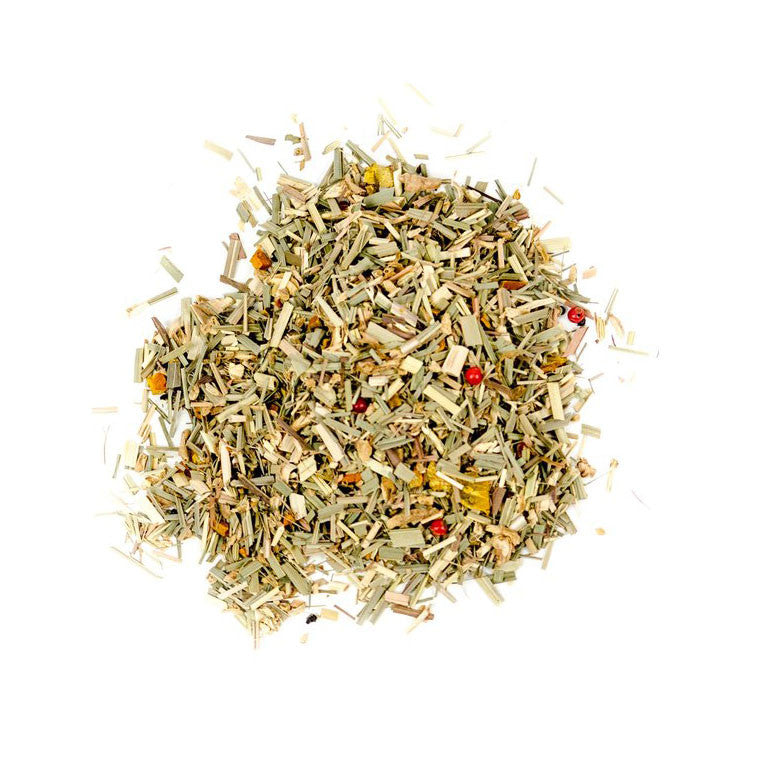 Turmeric Teas Dusk Lemmongrass Loose Leaf Tea