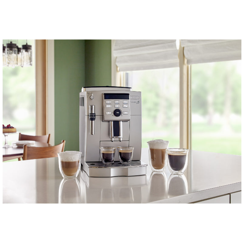 DeLonghi MAGNIFICA S Compact Super Automatic Beverage Machine (ECAM23120SB) Lifestyle