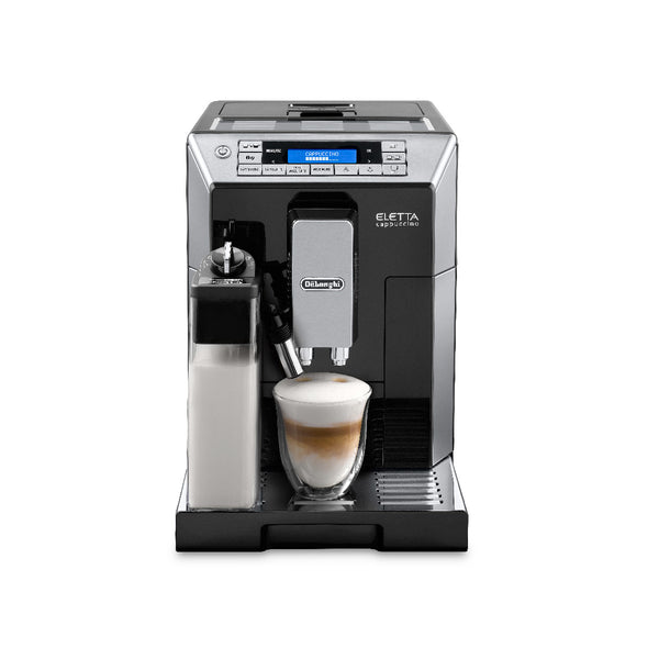 DeLonghi Eletta Cappuccino Top Super Automatic Espresso Machine ECAM45760B - REFURBISHED