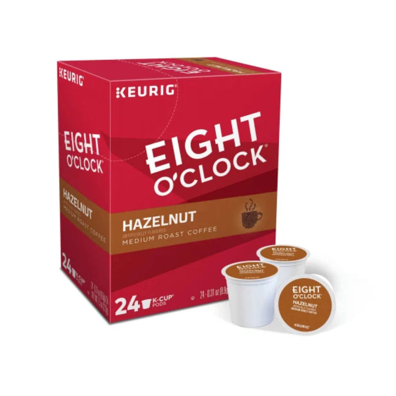 Eight O'Clock Hazelnut K-Cup® Recyclable Coffee Pods (Case of 96)