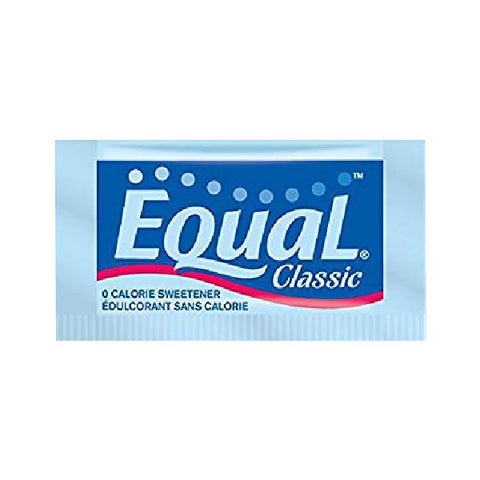 Equal Sweetener Packets (Box of 100)