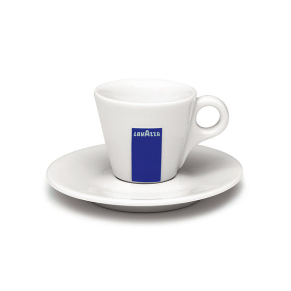 Lavazza Espresso Cups and Saucers
