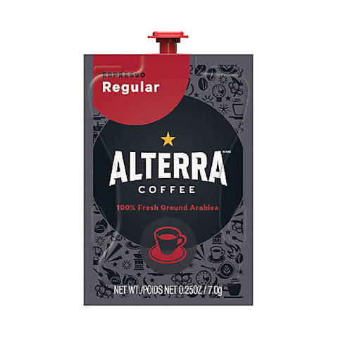 Flavia Alterra Espresso Dark Roast Coffee Freshpacks (Rail of 20)