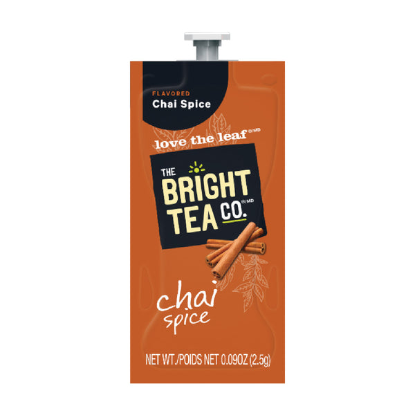 Flavia The Bright Tea Co. Chai Spice Freshpacks (Case of 100)