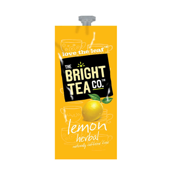 Flavia The Bright Tea Co. Lemon Herbal Freshpacks (Case of 100)