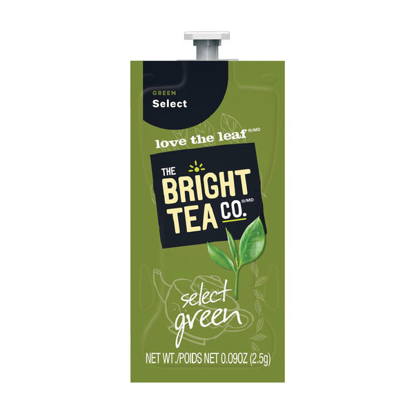 Flavia The Bright Tea Co. Select Green Freshpacks (Case of 100)