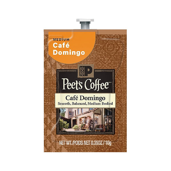 Flavia Peet's® Café Domingo Medium Roast Coffee Freshpacks (Case of 72)