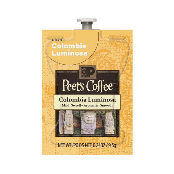 Flavia Peet's® Colombia Luminosa Light Roast Coffee Freshpacks (Case of 72)