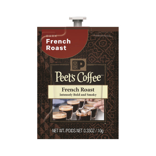 Flavia Peet's® French Roast Dark Roast Coffee Freshpacks (Case of 72)