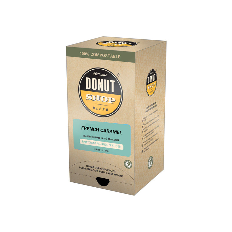 Authentic Donut Shop French Caramel Soft Pods