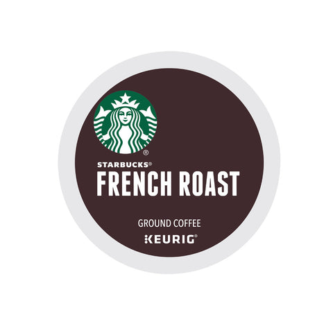 Starbucks French Roast K-Cup® Pods (Box of 24)