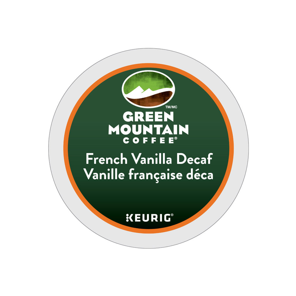 Green Mountain Decaf French Vanilla K-Cup® Pods