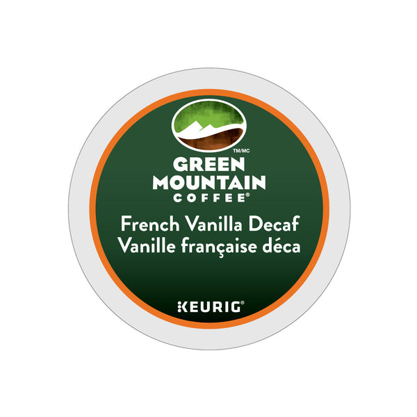 GMCR Decaf French Vanilla