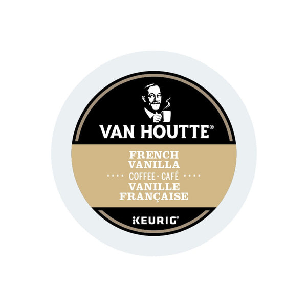 Van Houtte French Vanilla K-Cup® Pods (Case of 96)