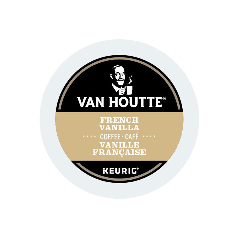 Van Houtte French Vanilla K-Cup® Pods (Box of 24)