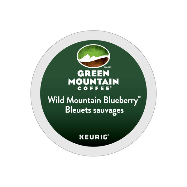 GMCR Wild Mountain Blueberry