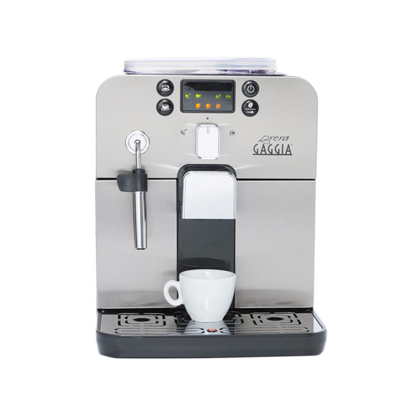 Gaggia Brera Super Automatic Espresso Machine (Black)
