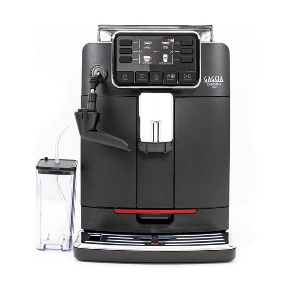 Gaggia Cadorna Milk Black Super Automatic Espresso Machine