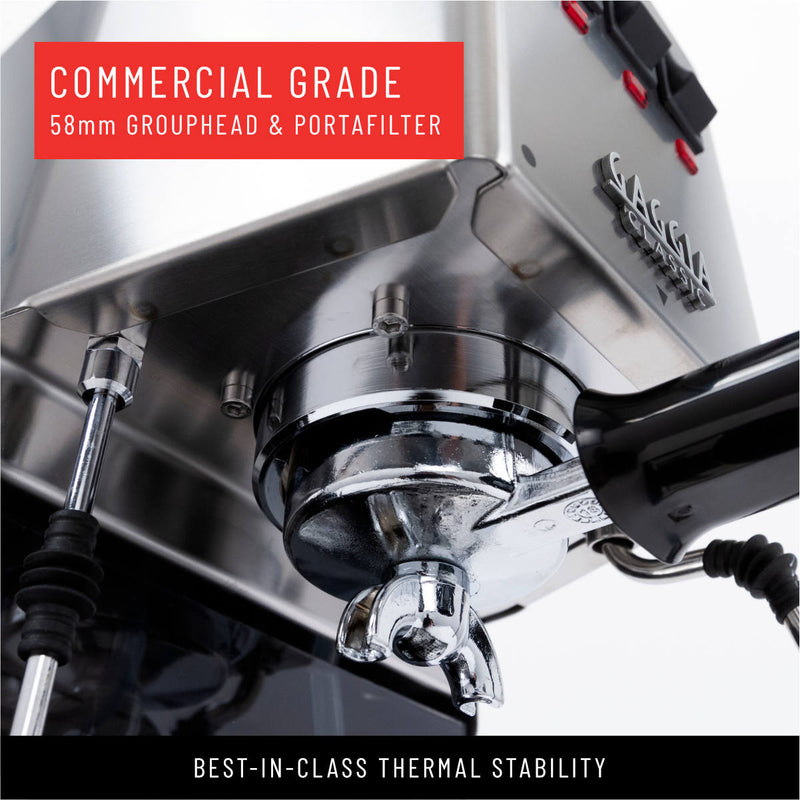 Gaggia Classic Pro Espresso Machine Grouphead 58mm