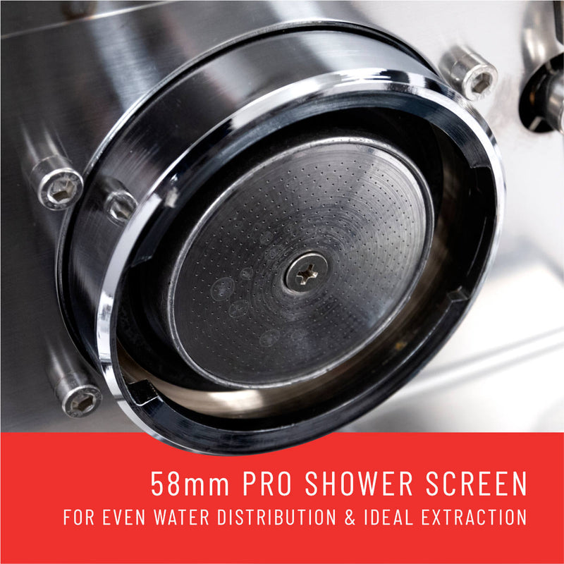 Gaggia Classic Pro Espresso Machine Grouphead Shower Screen