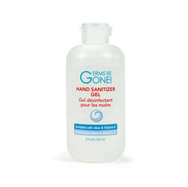 Hand Sanitizer Gel 8oz Germs Be Gone