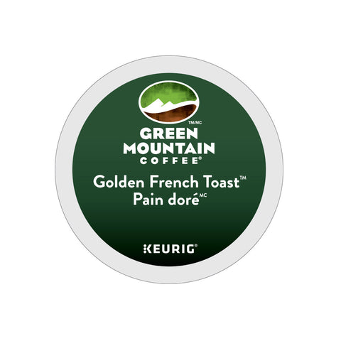 * SALE * Green Mountain Golden French Toast K-Cup® Pods