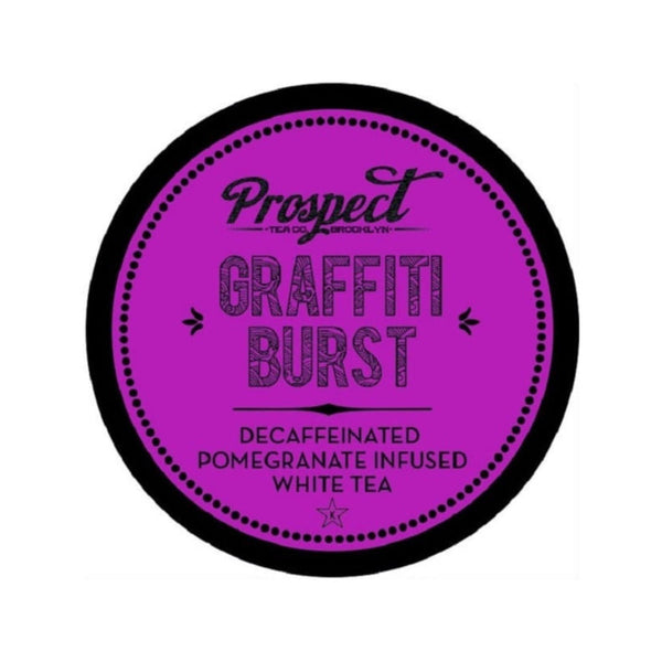 Prospect Tea Graffiti Burst Decaf Single-Serve Pods (Box of 24)