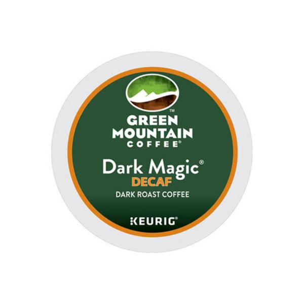 Green Mountain Decaf Dark Magic K-Cup® Recyclable Pods (Box of 24)
