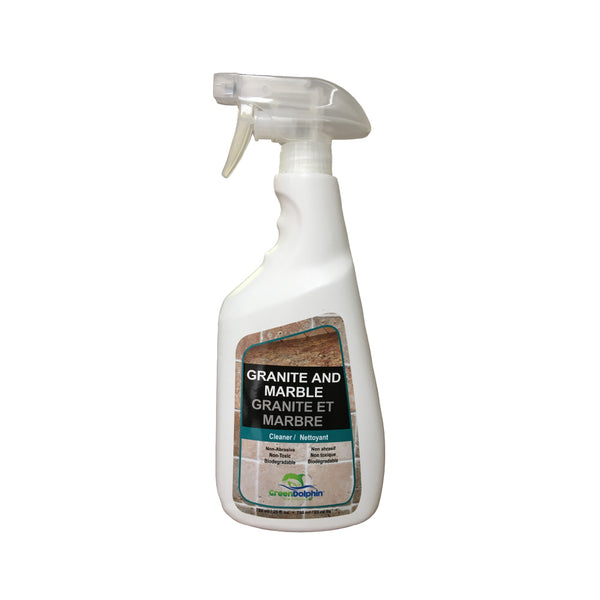 Green Dolphin Eco-Friendly Granite and Marble Cleaner 750ml