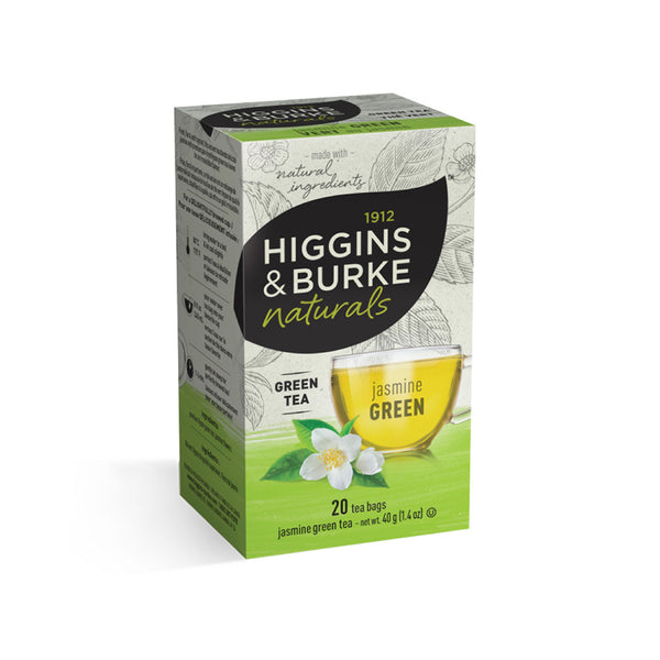 Higgins and Burke Jasmine Green Tea