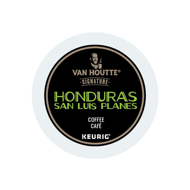 Van Houtte Honduras San Luis Planes K-Cup® Recyclable Pods (Box of 24)