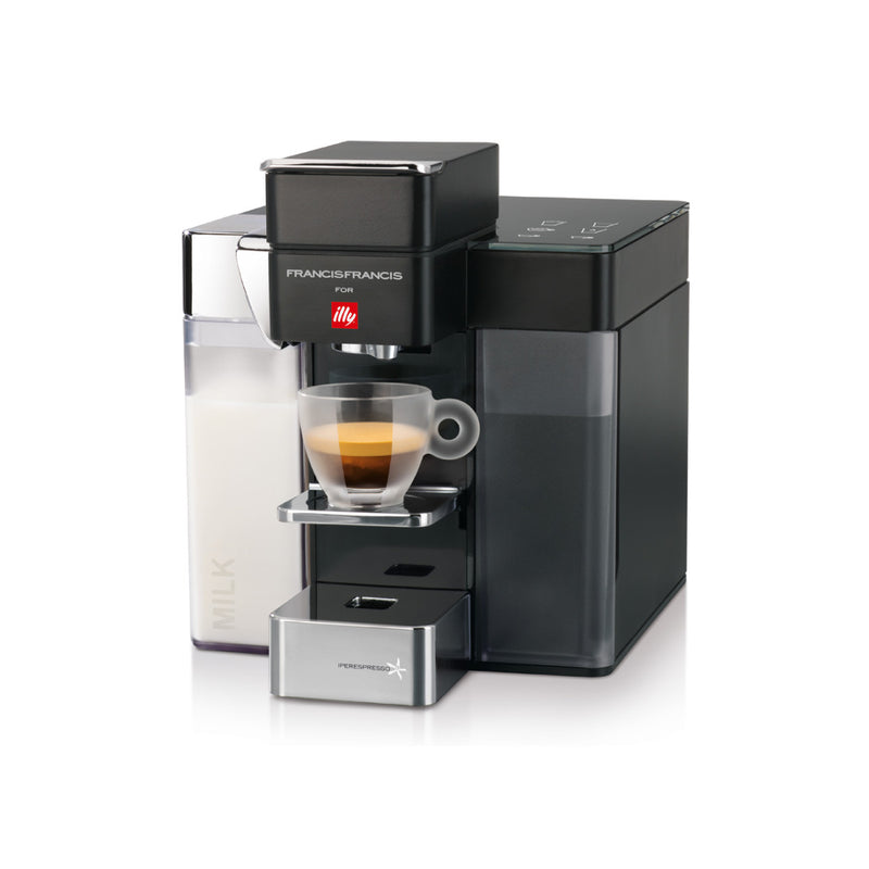 Illy Y5 Duo Espresso and Coffee Brewer