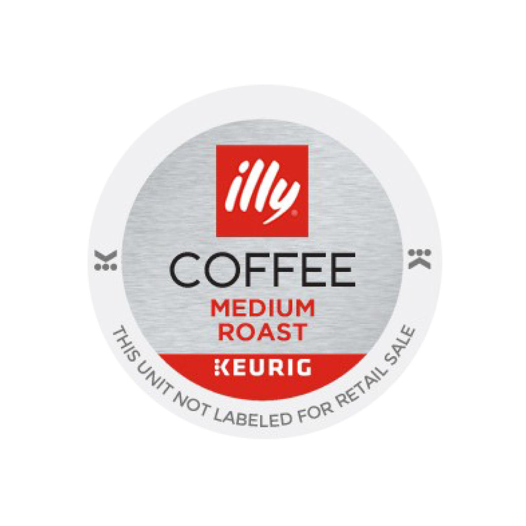 Illy Medium Roast K-Cup® Pods (Box of 10)