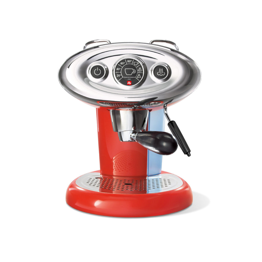 Illy X7.1 Iperespresso Brewer (Red)