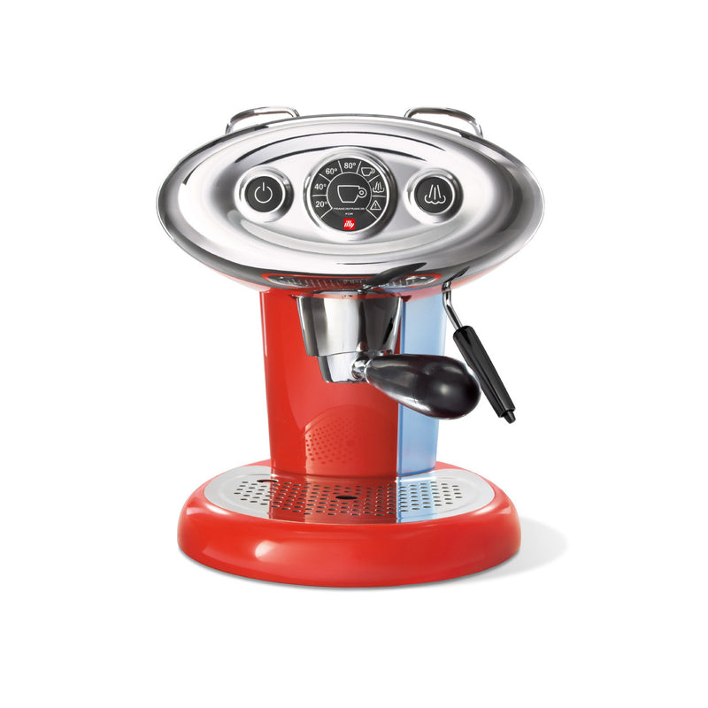 Illy X7.1 Iperespresso Brewer REd