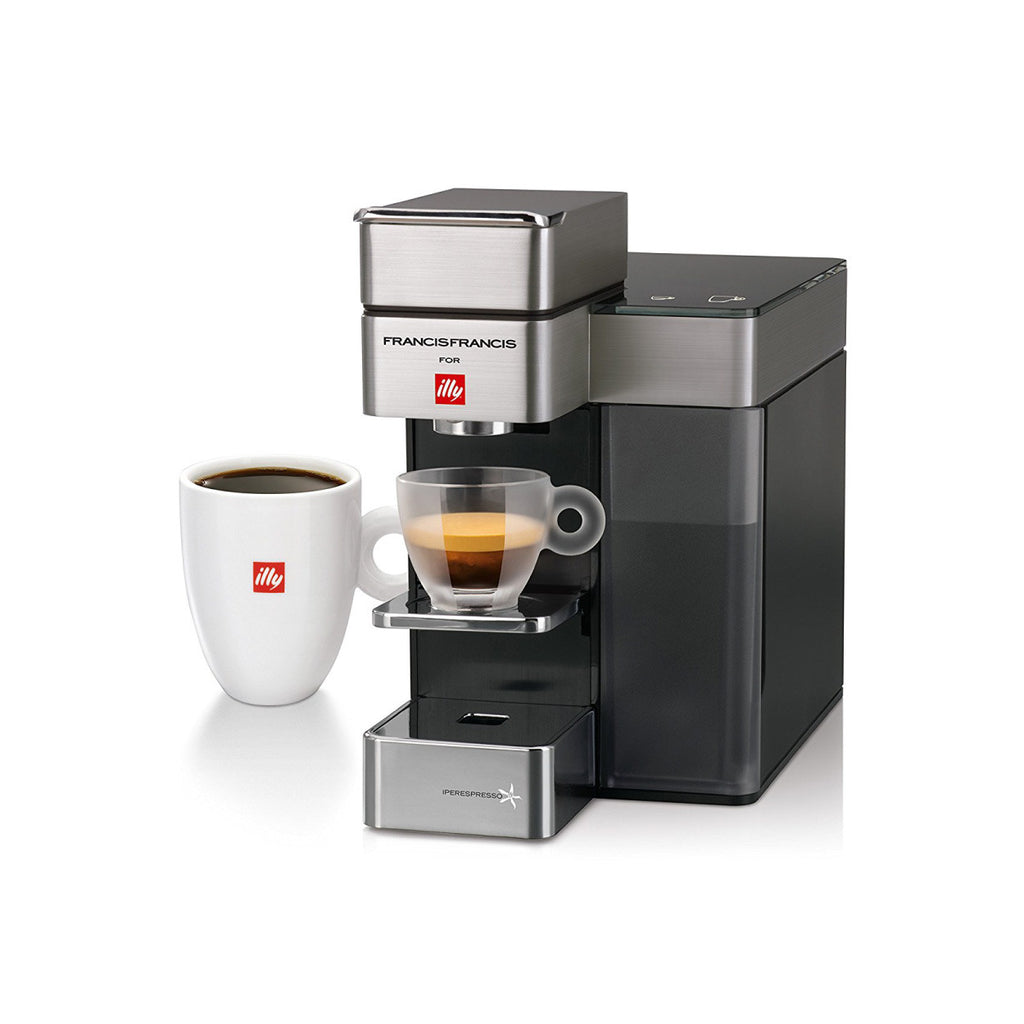 Illy Y5 Iperespresso Brewer (White)