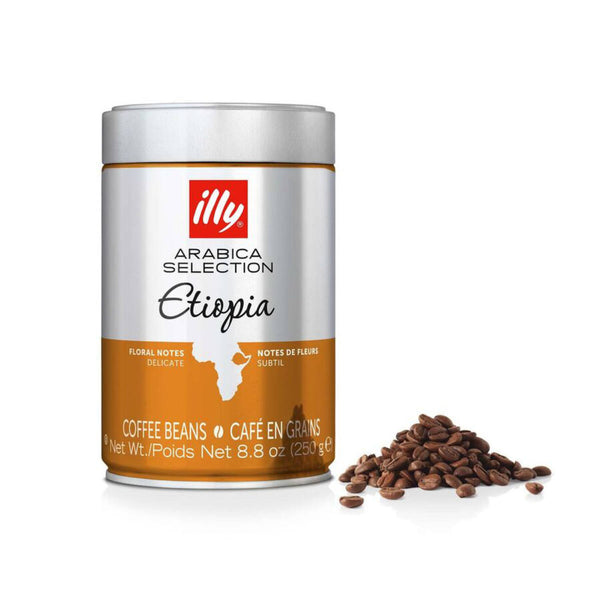 Illy Arabica Selection Etiopia Coffee Beans