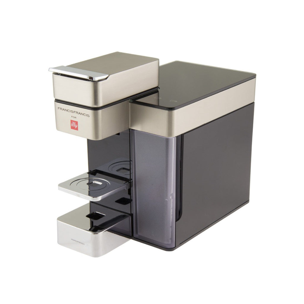 Illy Y5 Iperespresso Brewer (Satin)