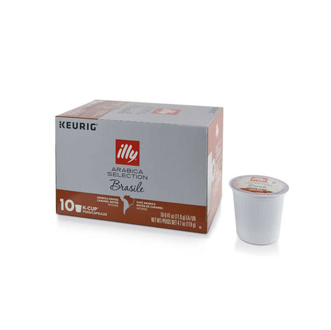 Illy Arabica Selection Brasile K-Cup® Pods (Case of 60)