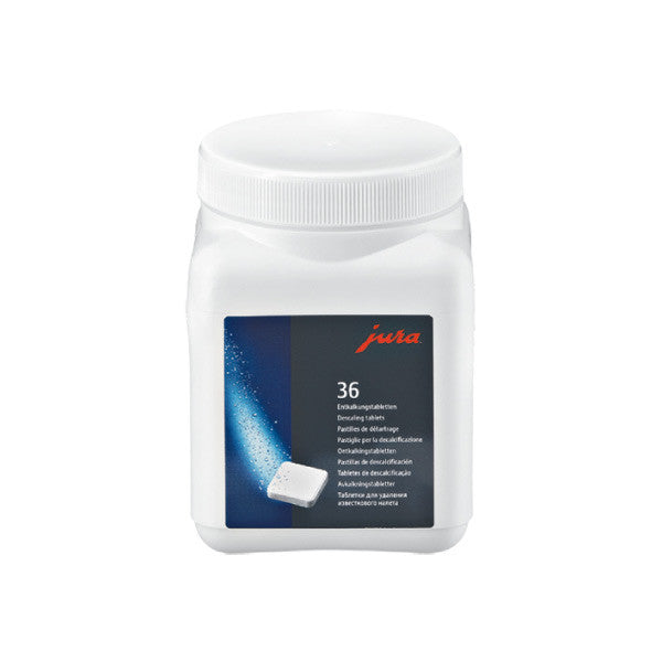 Jura Descaling Tablets 36 Pack
