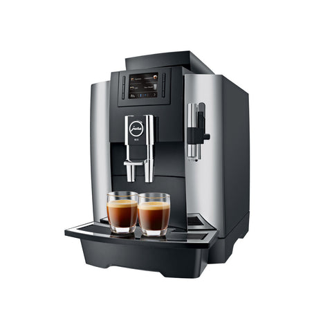 Jura WE8 Professional (Chrome) Automatic Coffee Machine