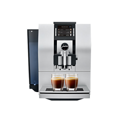Jura Z6 Aluminum Super Automatic Coffee & Espresso Machine