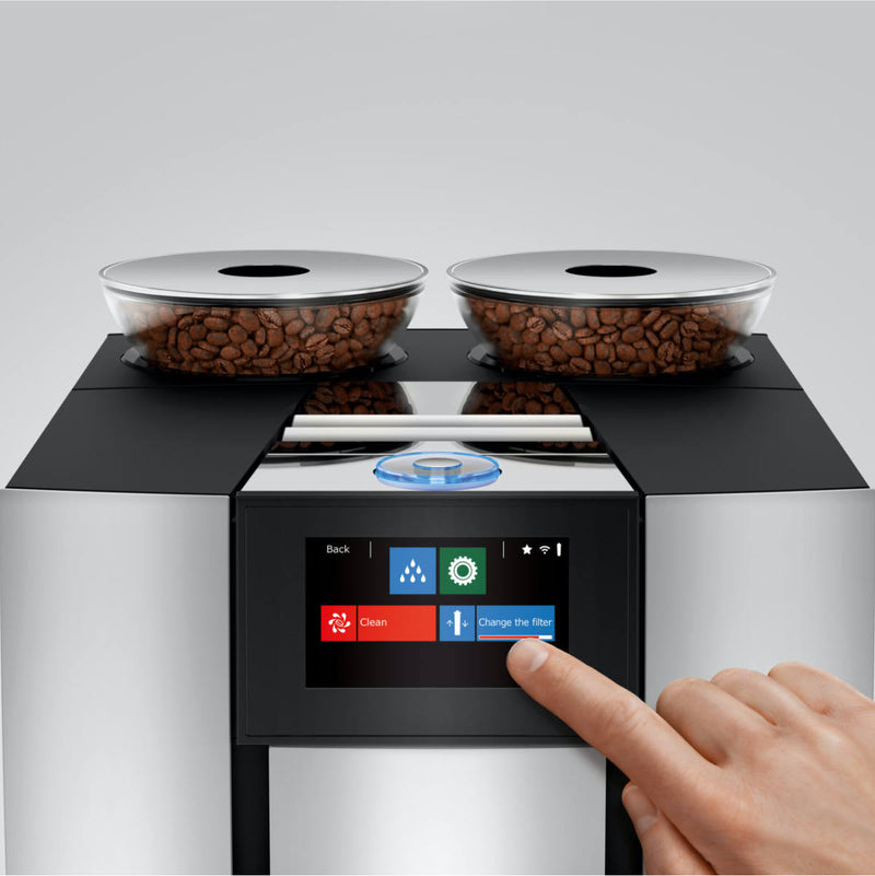 JURA GIGA 6 Super Automatic Coffee & Espresso Machine