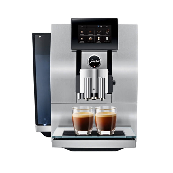 Jura Z8 Aluminum Super Automatic Coffee & Espresso Machine