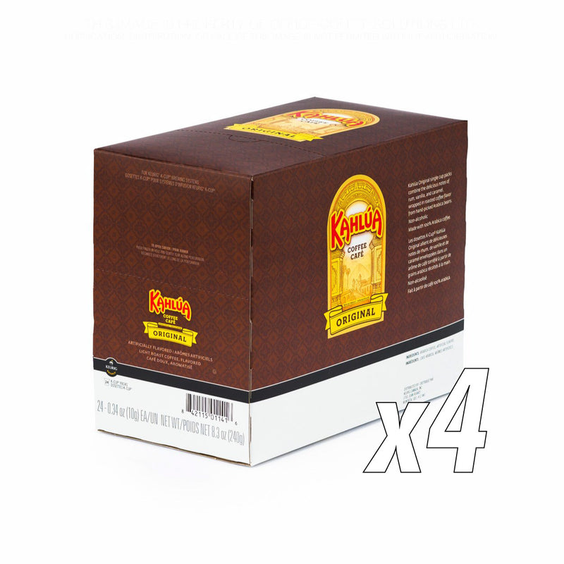 Kahlua Original K-Cup® Pods (Case of 96)