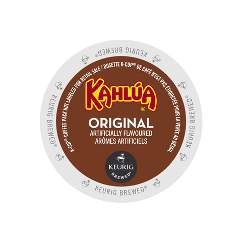 Kahlua Original K-Cup® Pods (Box of 24)