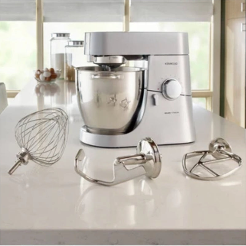 Kenwood Chef Major Titanium KMM021 Stand Mixer & Kitchen Machine (6.7L / 7.0QT)